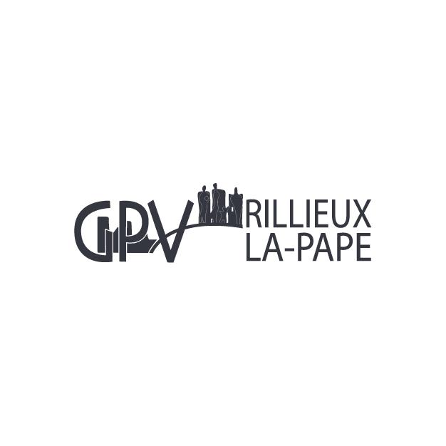 Logo GPV Rilleux La-Pape