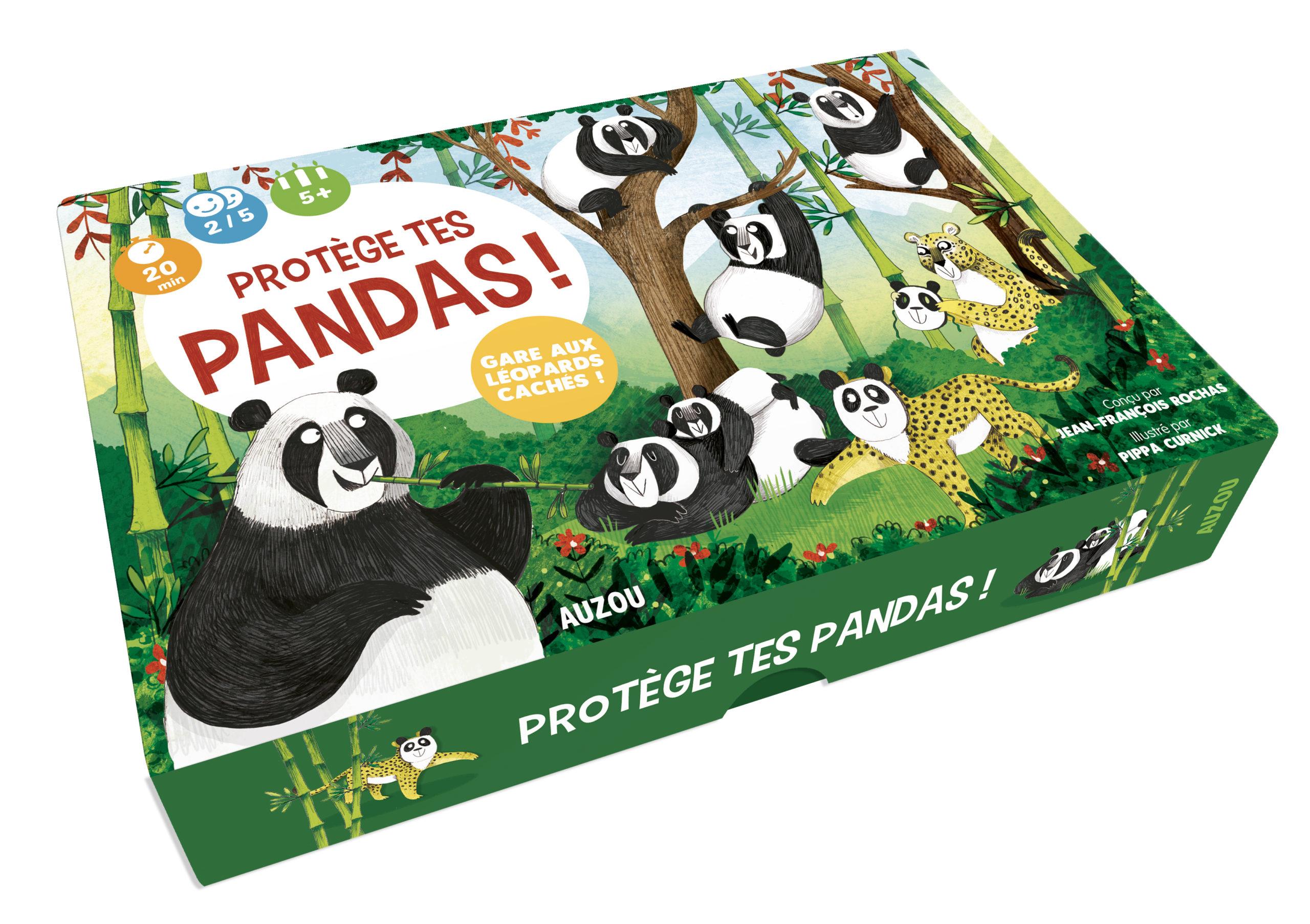 Protège tes pandas