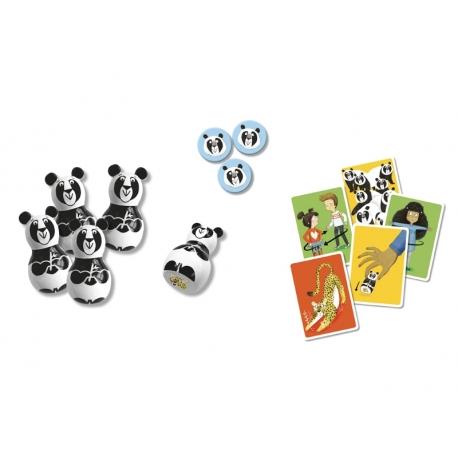 Protège tes pandas - contenu